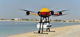 Dubai Municipality Develops Flying Drone Lifeguard