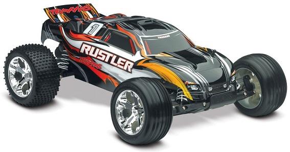 best black friday rc cars Traxxas Rustler Stadium Truck