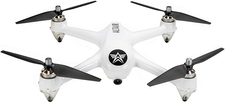 altair outlaw gps camera drone
