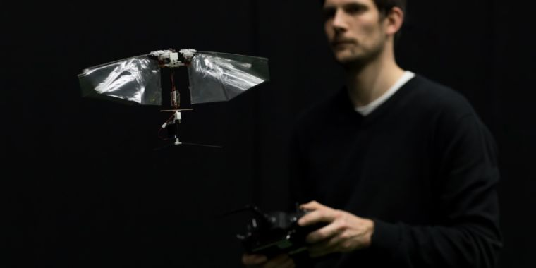 drone insect delfly dronethusiast