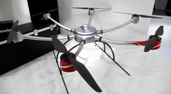 singapore drones aerospace
