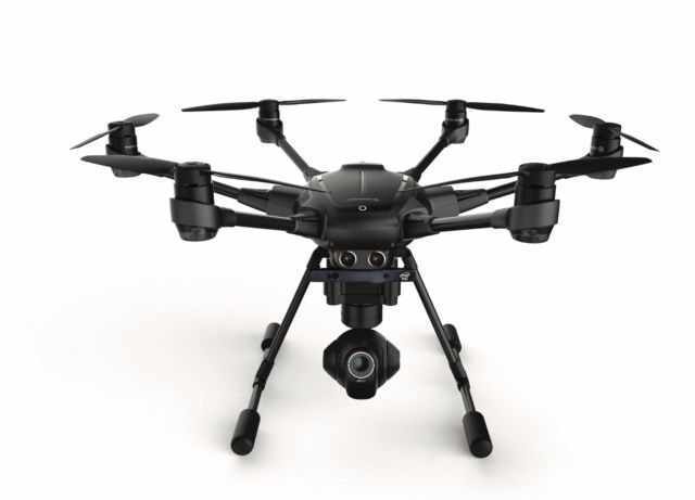 yuneec typhoon h best beginner camera drone