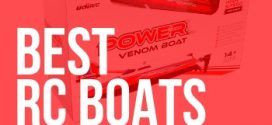 Best RC Boats For Christmas 2018 (RC Boat Gift Guide)