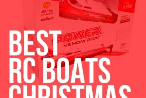 best rc boats for christmas 2018