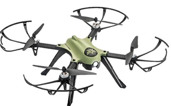 blackhawk long range budget drone