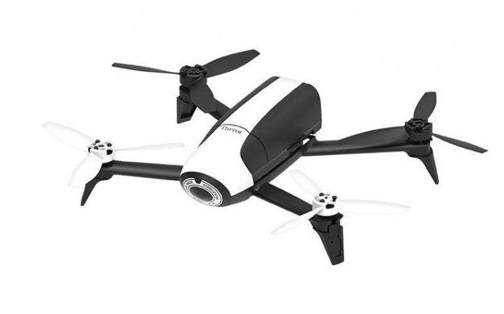 best drones under 500-parrot-bebop-2