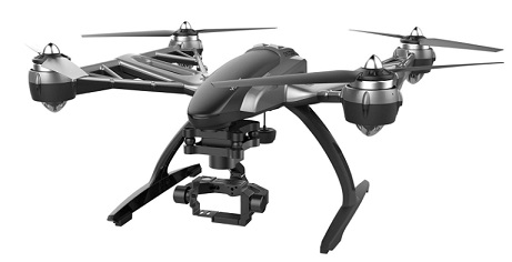 best drones under 500-yuneec-typhoon-g