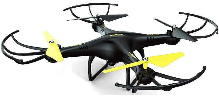 force1 -u45 rc quadcopter with camera drones under 100
