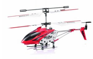 helicopter christmas gift