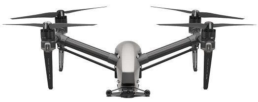 best camera drone dji inspire 2