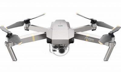 dji mavic best silent drone