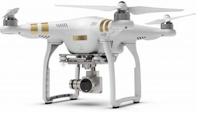 dji phantom best silent drone