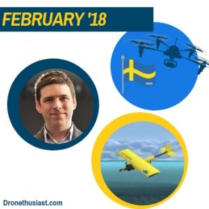 dronethusiast 2018 year in review february
