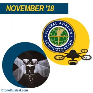 dronethusiast 2018 year in review november