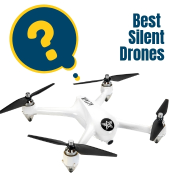 Best Silent Drones - What's The Quietest Drone? (Fall 2019)