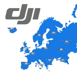 DJI improves geofencing in europe .