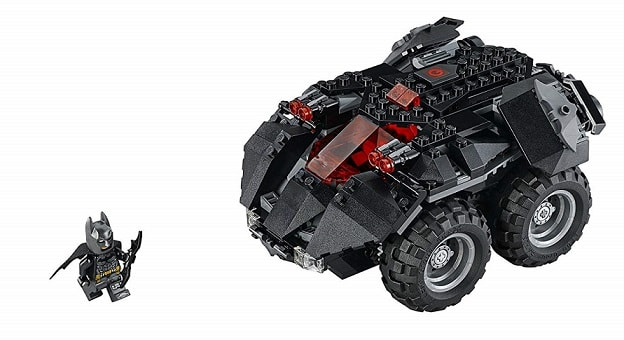 LEGO Superheroes App-Controlled RC Batmobile