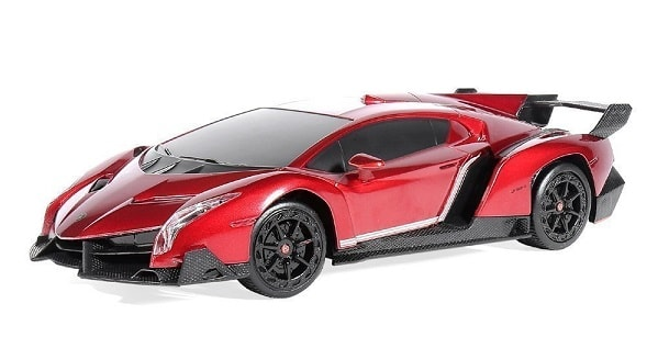 RW Lamborghini Racing RC Car