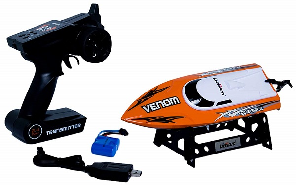 UDIRC Venom best rc boat for lakes
