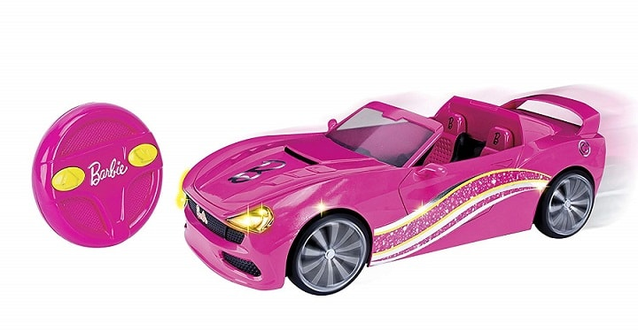 barbie best rc car