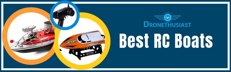 Best RC Boats [2019] Top Rated Remote Control Boat Reviews