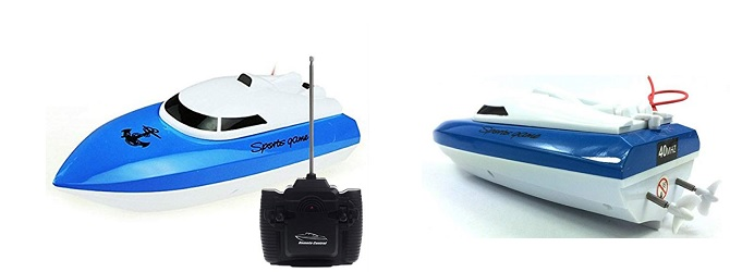 best rc boats for kids - SZJJX Outdoor Adventure JX802 review