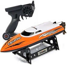 best rc boats for kids ages 14+ udi rc venom