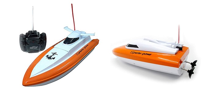 top rated remote control boats for kids - babrit f1 review