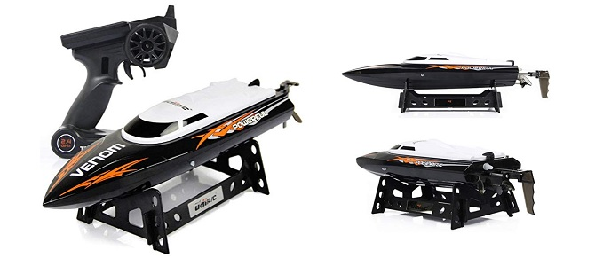 top rated radio control boats for kids - cheerwing rc boat