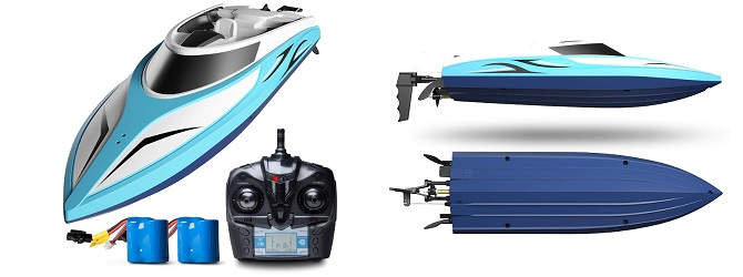 best remote control boats for kids - force1 h102 velocity