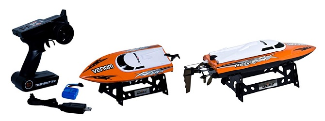best rc boats for kids reviews - udi rc venom