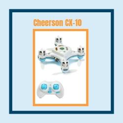 cheerson mejor drone accesible
