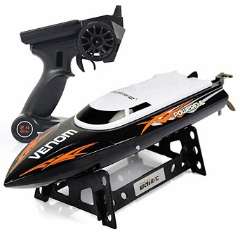 Cheerwing RC Brushless High Speed Boat Large Racing Remote Control Boat for Adults Kids