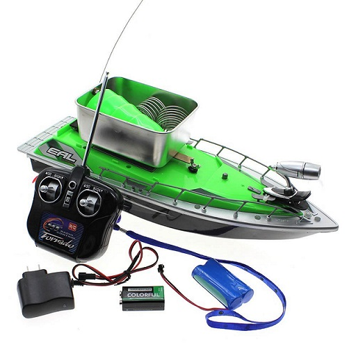 huntgold cool rc boat