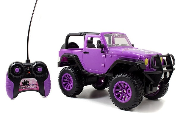 jada toys best rc car for kids
