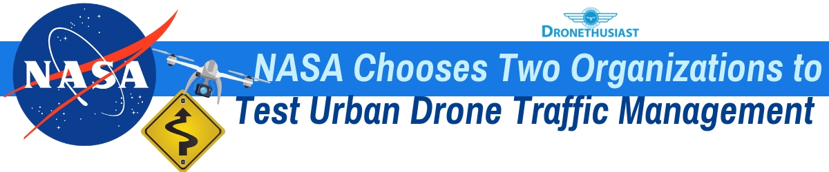 nasa test urban drone traffic management