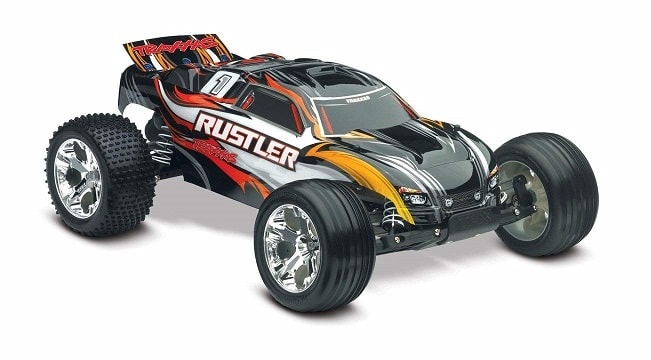 traxxas best rc car