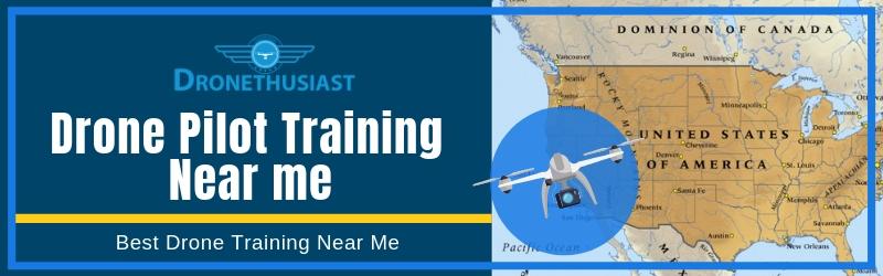 Drone Training Near Me