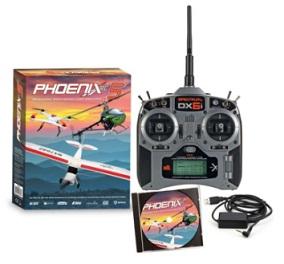 Phoenix RC Pro Flight Simulator