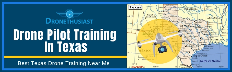 drone pilot training texas