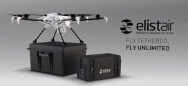 French Manufacturer Elistair Creates Drones On A Leash