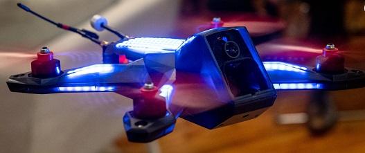 DRL autonomous drones