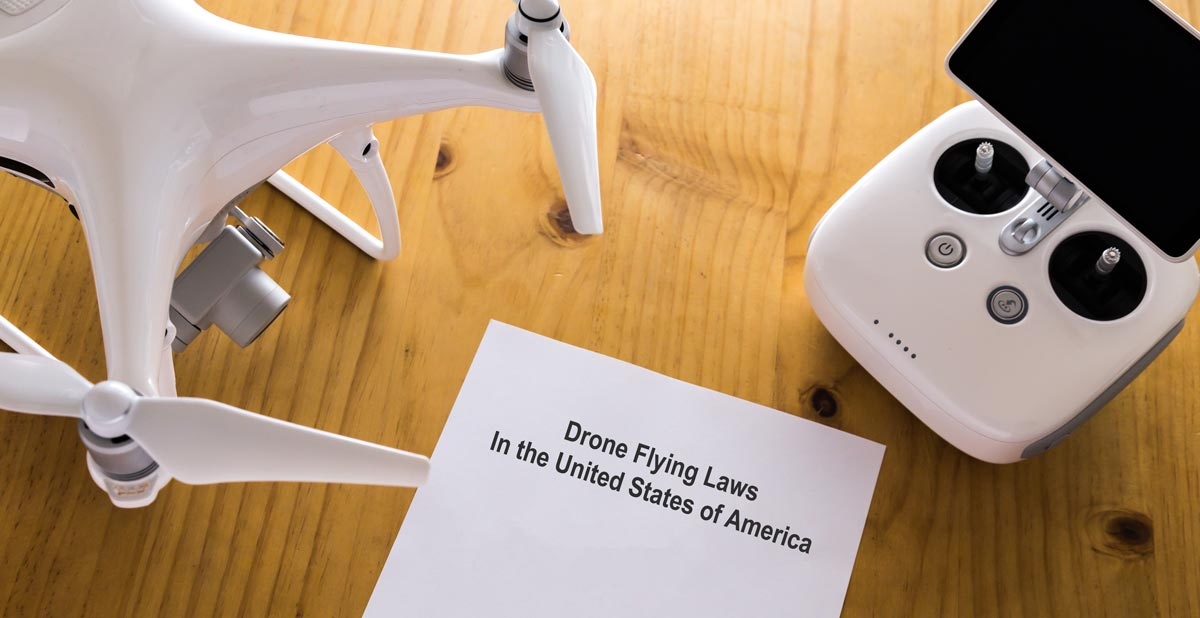 Drone Flying Laws In the United States of America