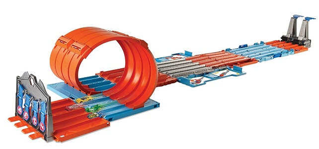 Hot Wheels Track Builder System Race Crate dronethusiast 1