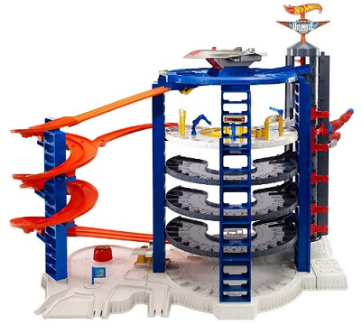 Hot Wheels _The Super Ultimate Garage dronethusiast 1