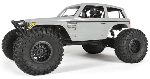 best rc rock crawler Axial Wraith