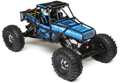 best rc rock crawler Losi Nightcrawler 2.0