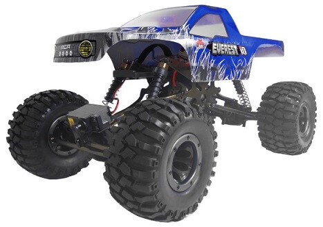 best rc rock crawler Redcat Racing Everest-10