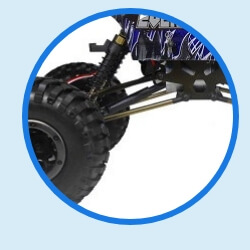 best rc rock crawler Redcat Racing Everest-10 specifications