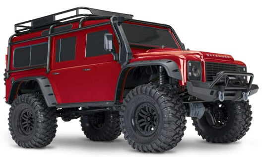 best rc rock crawler Traxxas TRX-4 Defender